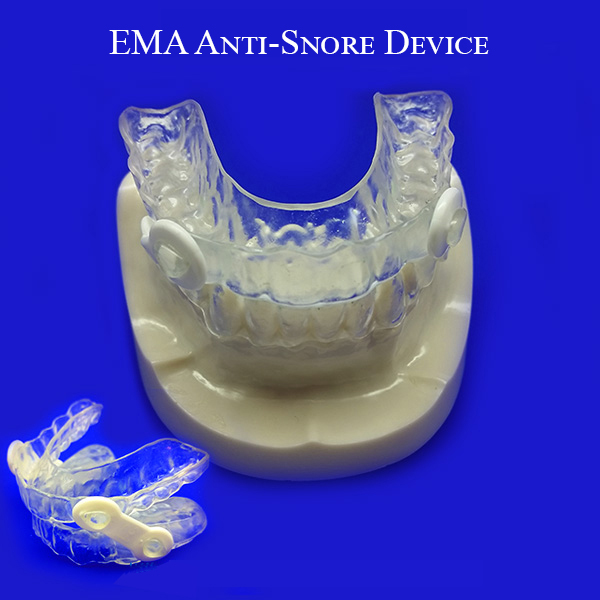 EMA Anti-Snore Device
